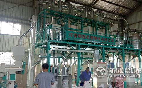 玉米加工机械:玉米不同的加工形式与产品形态